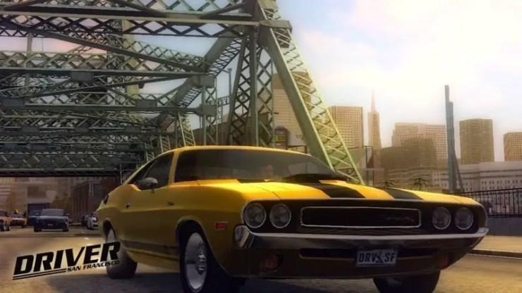 Driver: San Francisco - Dodge Challenger