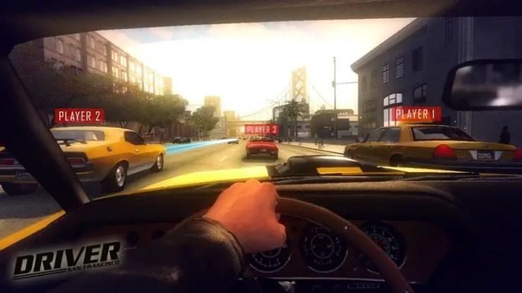 Driver: San Francisco - Trailblazer Multiplayer