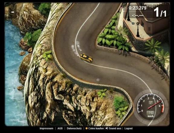 Drivals - Screenshot