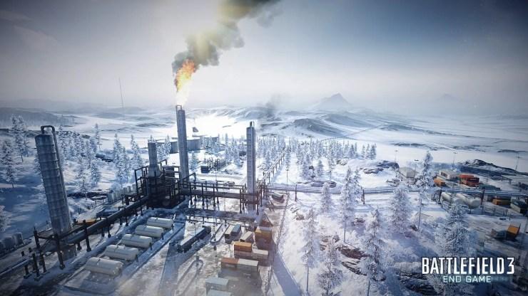 Battlefield 3: Sabalan Pipeline