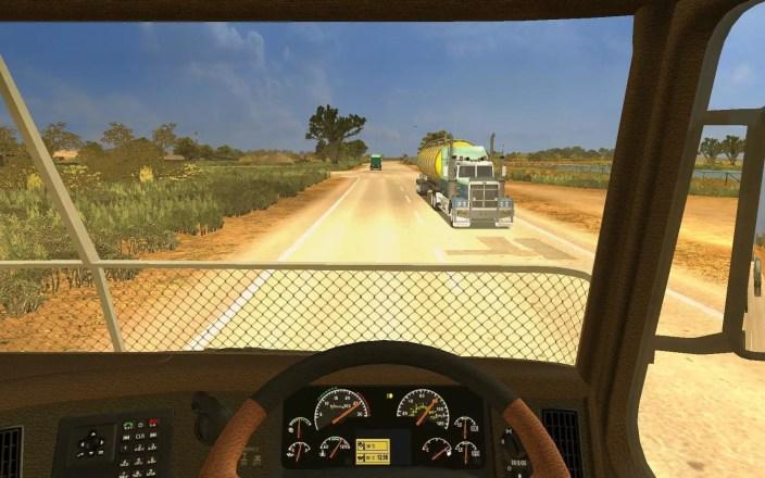 18 Wheels of Steel: Extreme Trucker - Australien