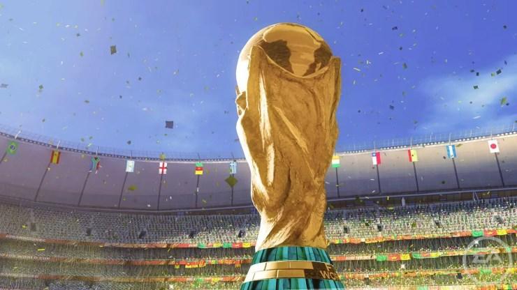 FIFA Fussball Weltmeisterschaft 2010 Südafrika - Der WM-Pokal