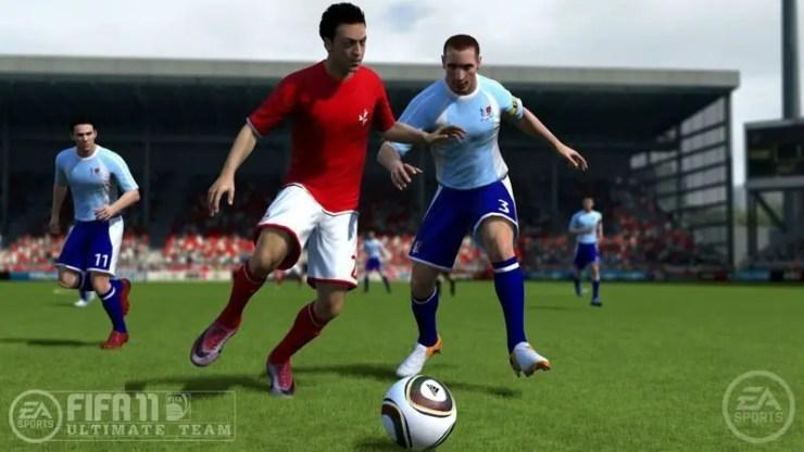 FIFA 11 - Ultimate Team