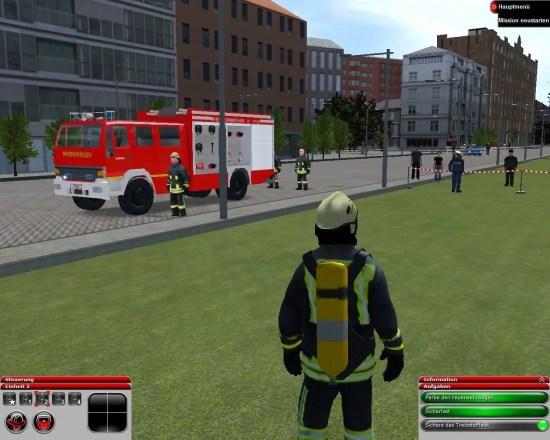 Feuerwehr-Simulator 2010