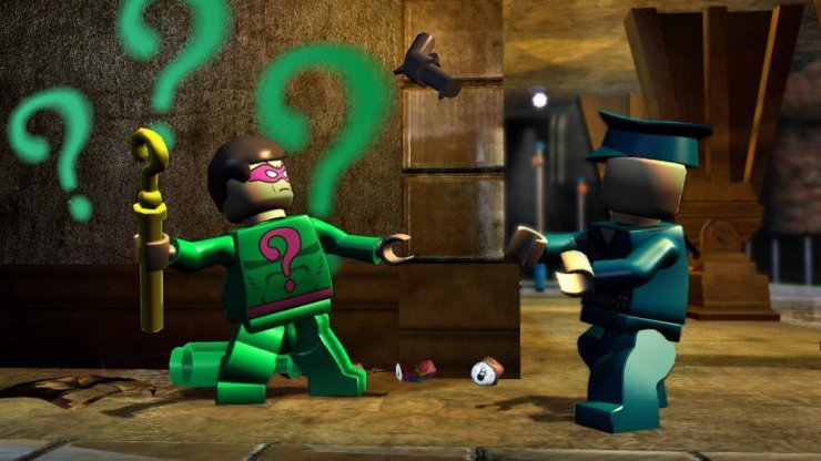 LEGO Batman: der Riddler