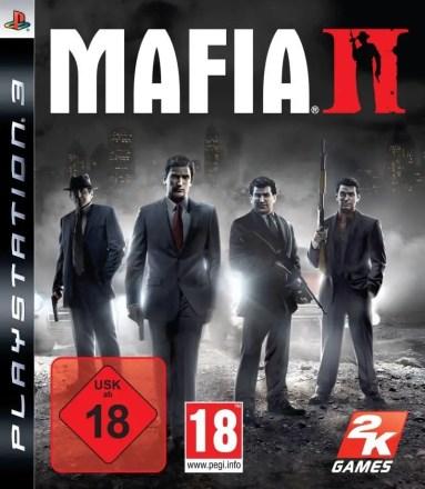 Mafia 2 - Cover PS3