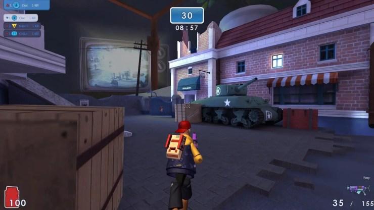 MicroVolts - Screenshot