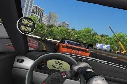 Real Racing - Screenshot