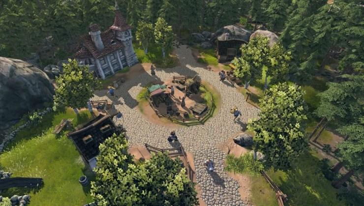 Die Siedler 7 - Dorf-Sektor