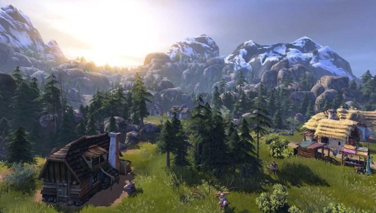 Die Siedler 7 - Screenshot