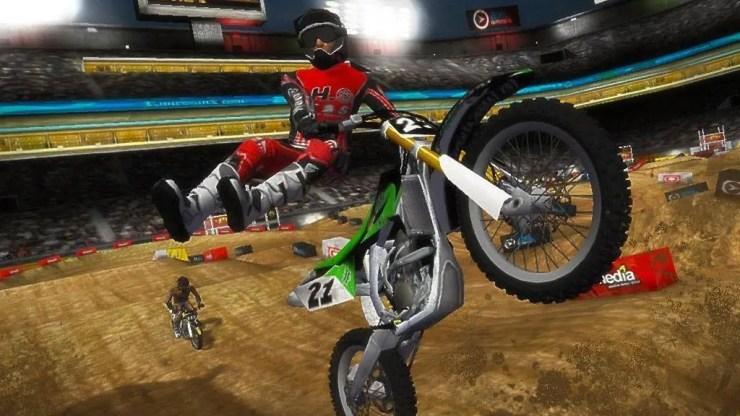 2XL Supercross - Screenshot