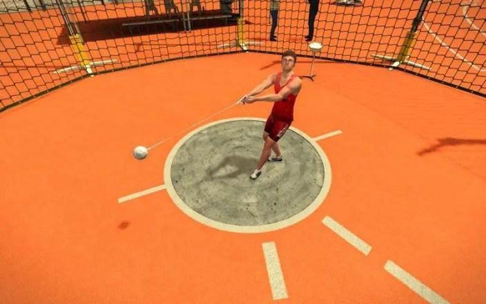 Summer Challenge: Athletics Tournament - Screenshot