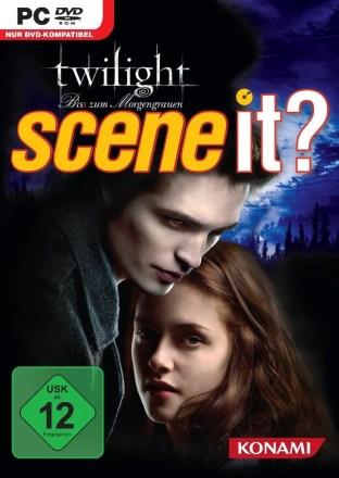 Scene It? Twilight - Cover PC