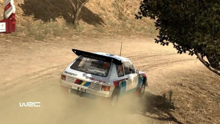WRC: Fia World Rally Championship - Peugeot 205 T 16