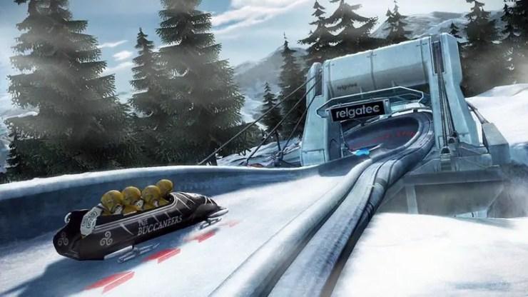 WinterSports 2011 - 4er-Bob