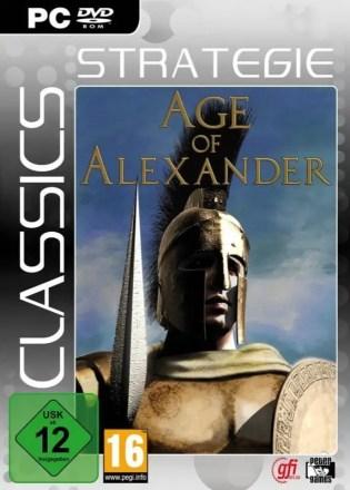 Cover von Age of Alexander in der Classics-Reihe