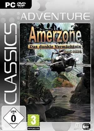 Amerzone: Das dunkle Vermächtnis - Cover PC