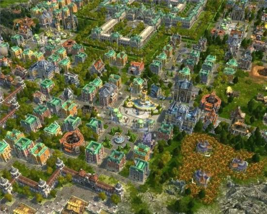 Anno 1701 - Screenshot