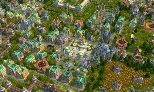 Anno 1701 - Screenshot