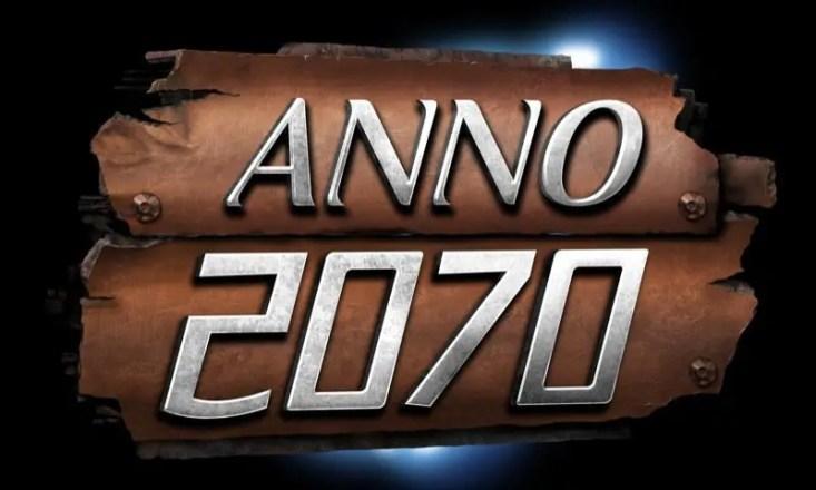 Anno 2070 - Logo