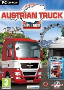 Austrian Truck Simulator - Cover PC
