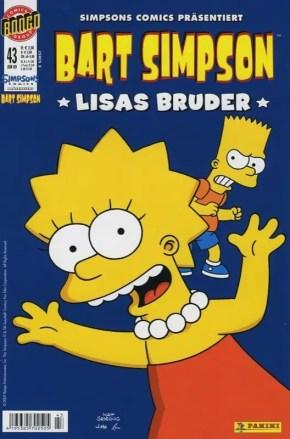 Bart Simpson #43 - Lisas Bruder