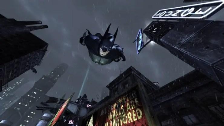 Batman: Arkham City - Screenshot