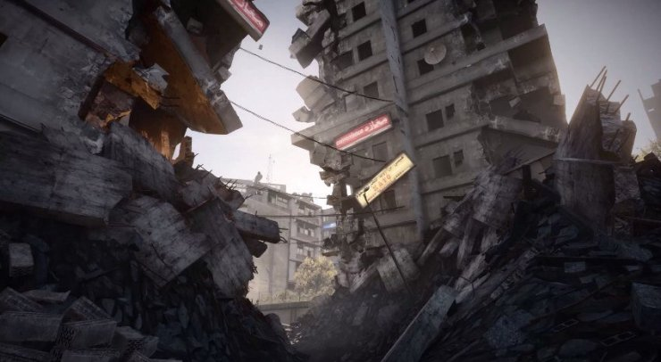 Battlefield 3: Aftermath - Map Epicenter