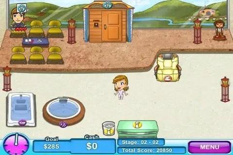 Beauty Resort 2 - iPhone-Screenshot