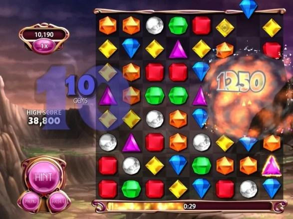 Bejeweled Blitz - Screenshot