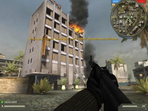 Battlefield 2 - Screenshot