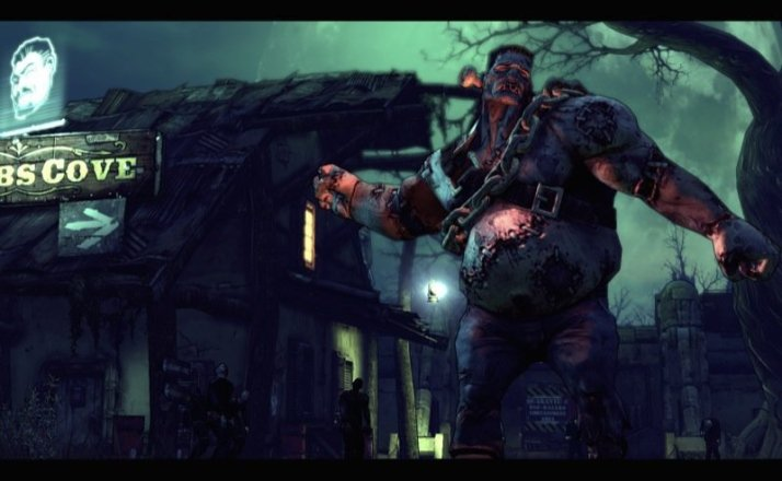 Borderlands: The Zombie Island of Dr. Ned - Screenshot
