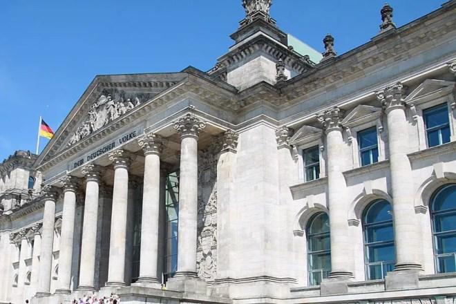 Deutscher Bundestag, Foto: Frederic Schneider