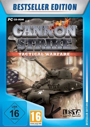 Cannon Strike: Tactical Warfare - Packshot