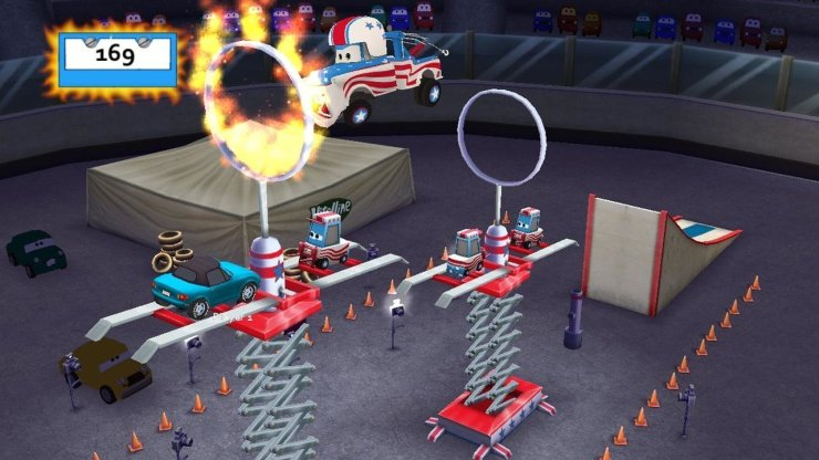 Cars Toons: Hooks unglaubliche Geschichten - Screenshot