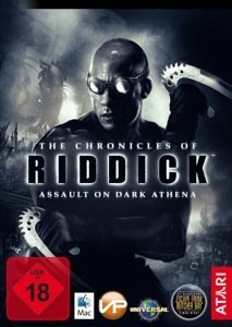 The Chronicles of Riddick - Cover Mac