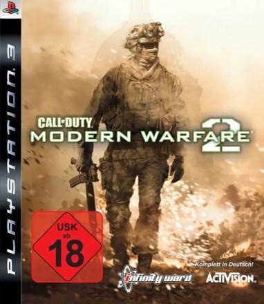 Call of Duty: Modern Warfare 2 - Packshot PS3