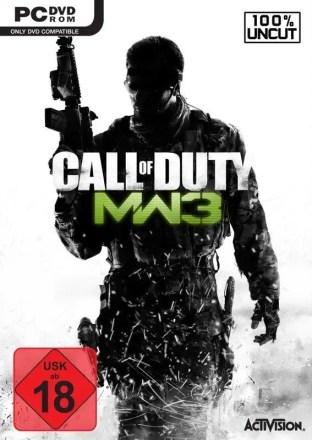 Call of Duty: Modern Warfare 3 Packshot PC