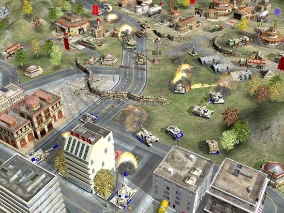 Command & Conquer: Generals - Screenshot