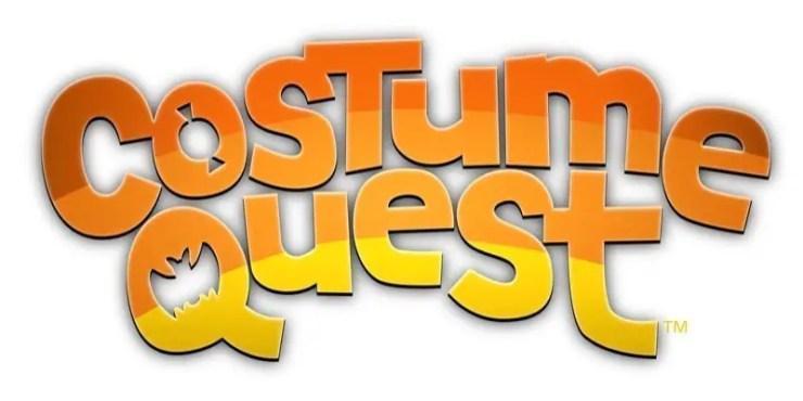 Costume Quest - Logo