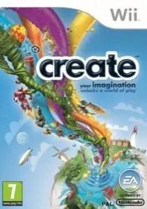 Create - Cover Wii