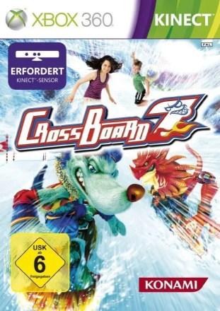CrossBoard 7 - Cover