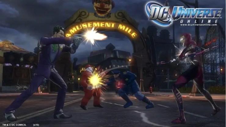DC Universe Online - Screenshot
