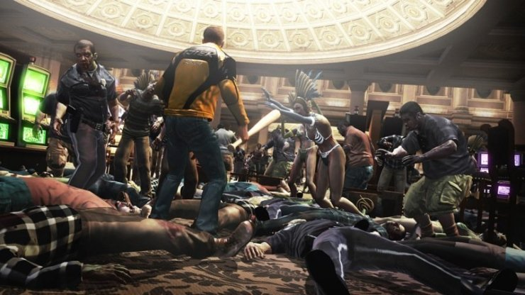 Dead Rising 2 - Screenshot