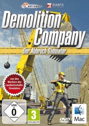 Demolition Company - Cover Mac