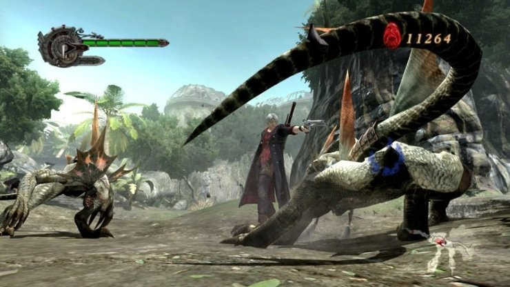 Devil May Cry 4 - Screenshot