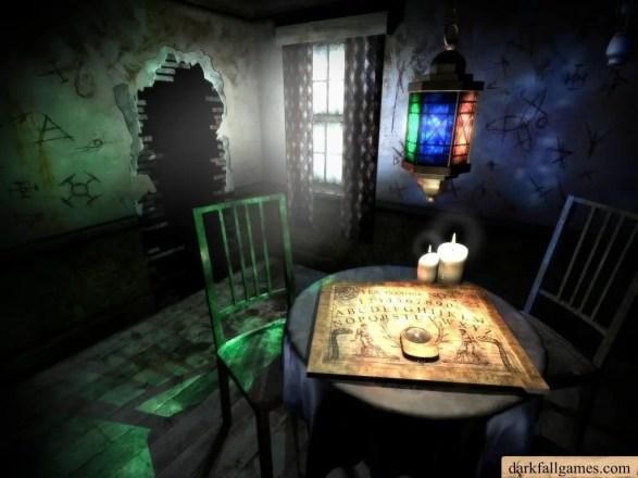 Dark Fall: Lost Souls - Der Seancen-Raum