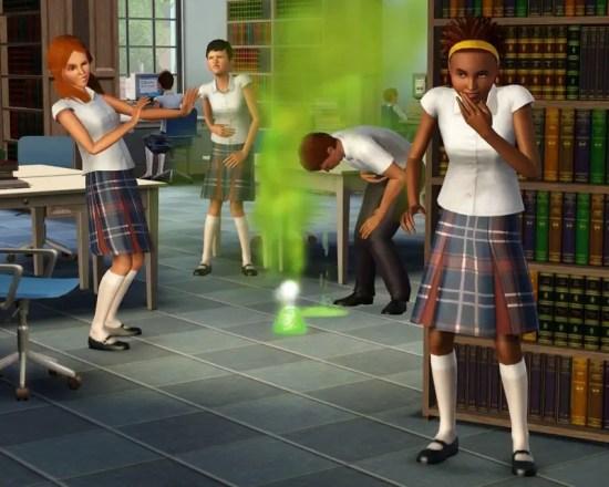Die Sims 3: Lebensfreude - Screenshot