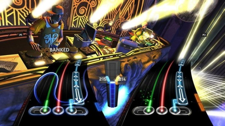DJ Hero 2 - Screenshot
