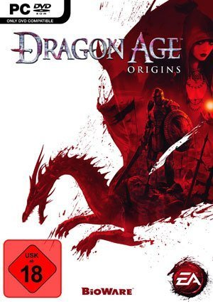 Dragon Age: Origins - Cover PC